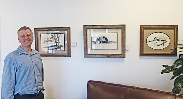 John Paul Houston with art by Ron Campbell