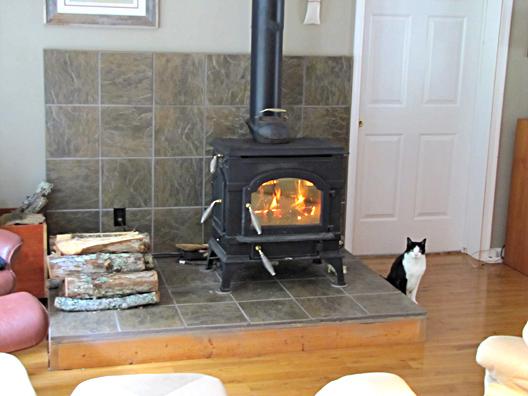 First Fire Fall 2011
