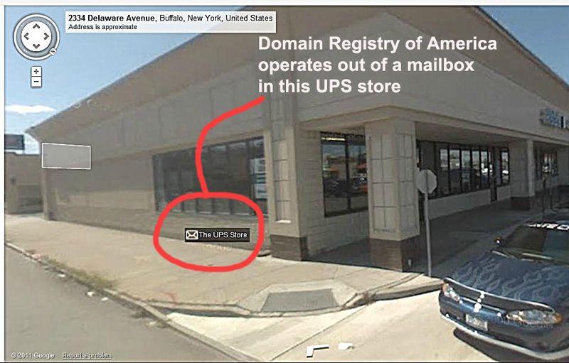 DROM-scam-location