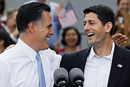 ROMNEY and RYAN