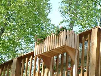 Deck-Planter